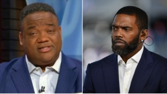 Randy Moss Appears To Threaten To Fight Jason Whitlock For Mocking His Emotional Response To Jon Gruden's Leaked Emails