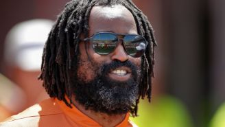 Ricky Williams Shares When And Why He Started Smoking Weed, Explains Why It Makes Him A 'Better Person'