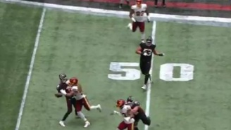 'This Is The Worst Roughing The Passer Penalty I've Ever Seen' Fans Blast Refs In Falcons-WFT Game Over Terrible Call Against Chase Young