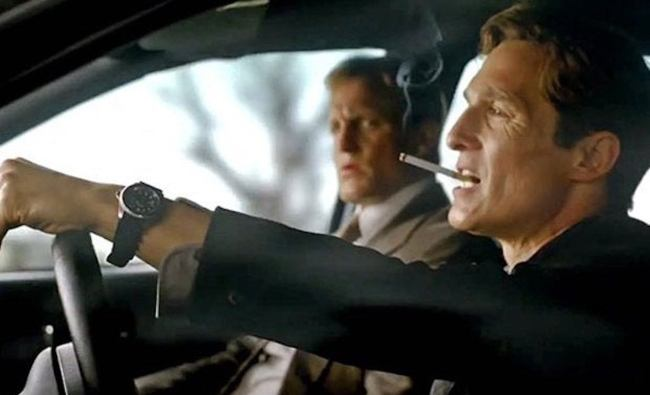 rust cohle smoking true detective