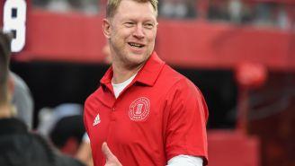 Nebraska's Scott Frost Responds To P.J. Fleck's 'Culture' Comment Following Loss To Minnesota
