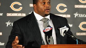 Spice Adams Had The Realest Response To The Chicago Bears Getting Crushed By The Bucs