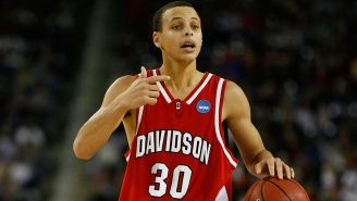 Lost Footage Of Steph Curry Being Doubled-Teamed And Held Scoreless For A Full Game Has Been Unearthed