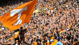 Tennessee Fans Are Furious With The SEC's Punishment For Throwing Things Onto The Field Against Ole Miss