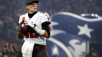 Tough Day For The 'NFL Ratings Are Hurting' Crowd: Bucs-Pats Sunday Night Football Game Smashes Viewership Records