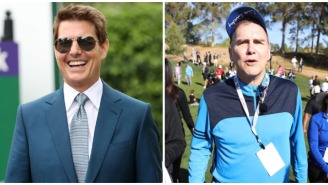 The Tom Cruise And Norm MacDonald Conspiracy Theory From The NLDS Is Hard Not To Buy Into