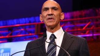 Tony Dungy Is Getting Dragged For His Comments About Jon Gruden