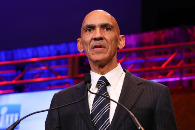 tony dungy comments jon gruden snf