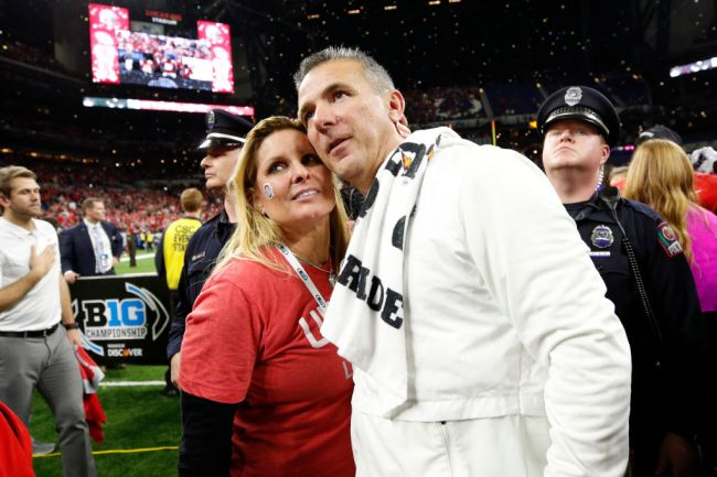 urban meyer wife quits twitter scandal