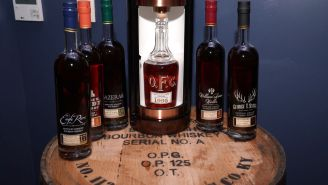 One Of The Rarest Bourbons In America Isn't Being Released This Year