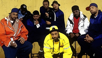 A Wu-Tang Clan Video Game Is Reportedly In The Works